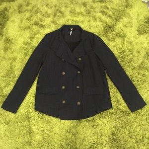 Free People Jacket US XS / 8 Oversize Slouchy Fit
